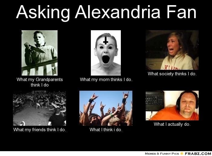 Asking Alexandria Fan With Images Asking Alexandria
