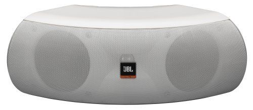 Jbl Control Now Bookshelf Wall Mount Outdoor Speaker White By Jbl 129 00 From The Manufacturer Outdoor Speakers Wall Bookshelves Weather Models