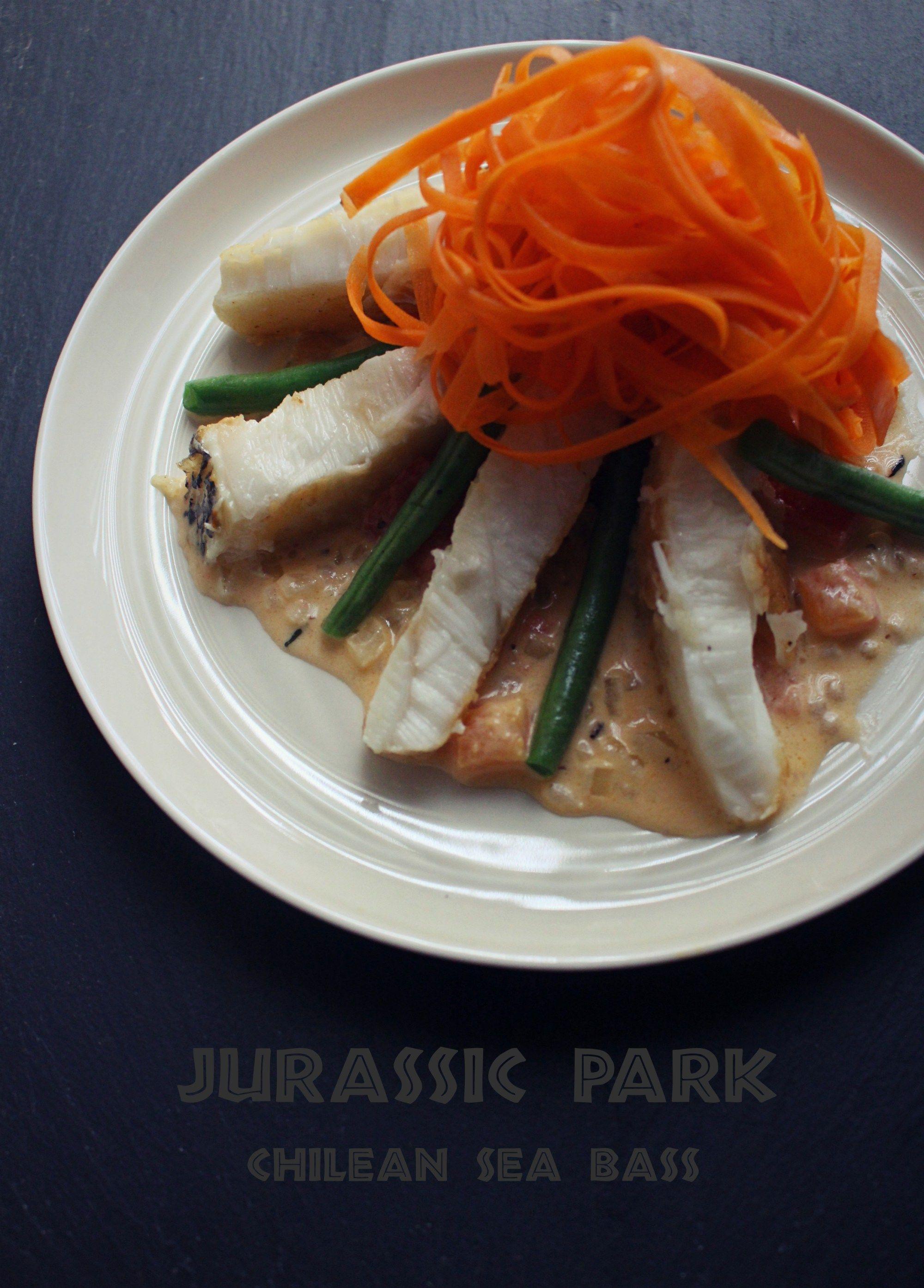 jurassic park chilean sea bass recipe recipes for the