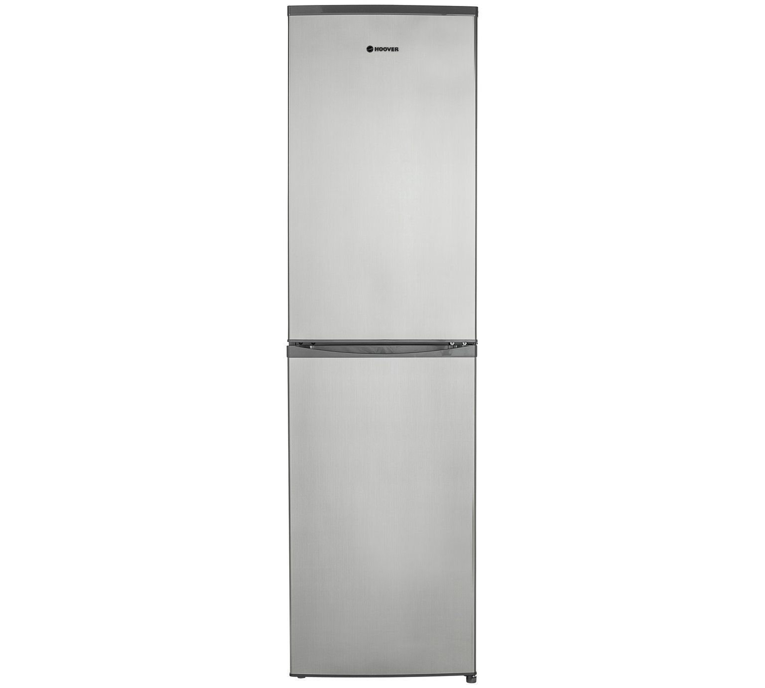379 - Free Delivery Buy Hoover HFF195XK Fridge Freezer - Stainless ...