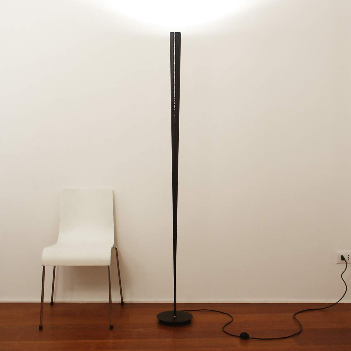 Stehlampe Retro Lampen Schwarz