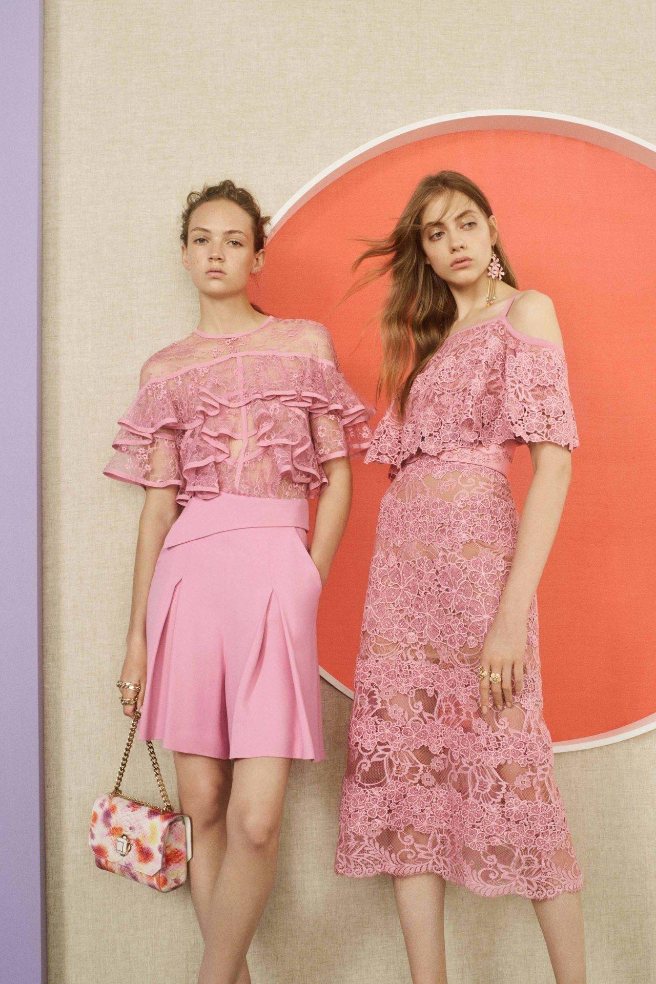 """maidsofbondstreet: """"Adrienne Juliger & Odette Pavlova for Elie Saab ..."""