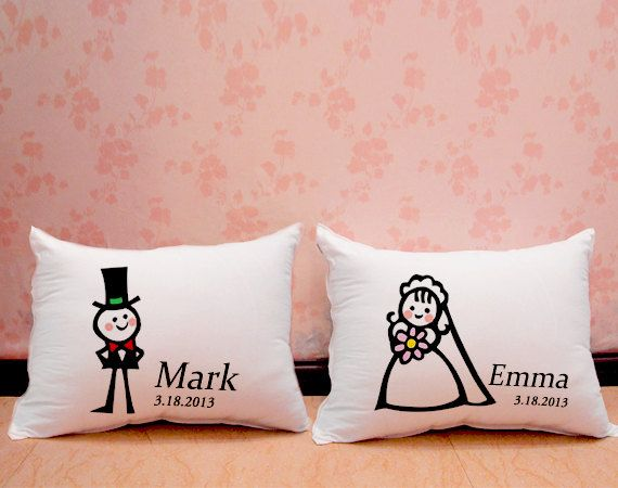 Personalized Bedding Pillowcase Pillow By Creativepillow