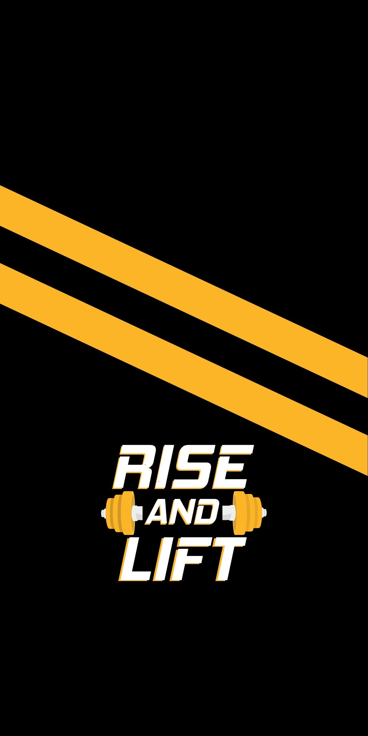 Rise And Lift Case Skin For Samsung Galaxy By Keyur44 Gym Wallpaper Fitness Wallpaper Gym Motivation Wallpaper