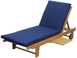 Backyard Creations® Timberland Chaise Lounge Patio Chair