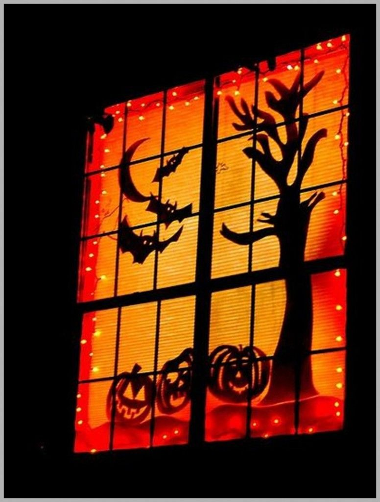 Easy To Do Halloween Decorations