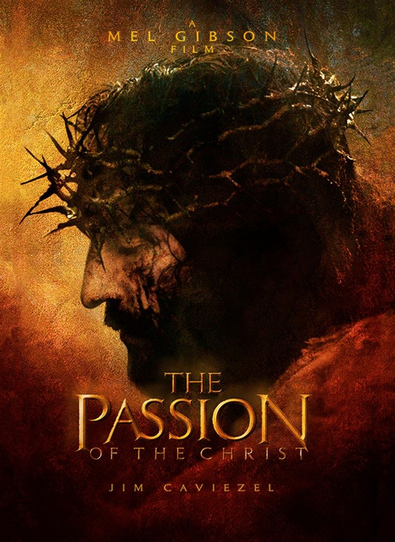 2180 The Passion of the Christ (2004) 720p BrRip Christ