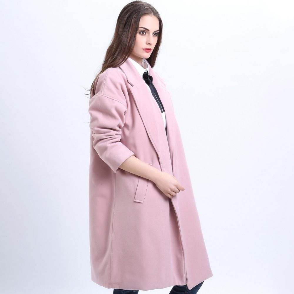 Women Autumn Winter Coats Jackets Thick Long Poncho Coats Belt Oversized  High Quality Winter Quilt Long 1490329bfd1f