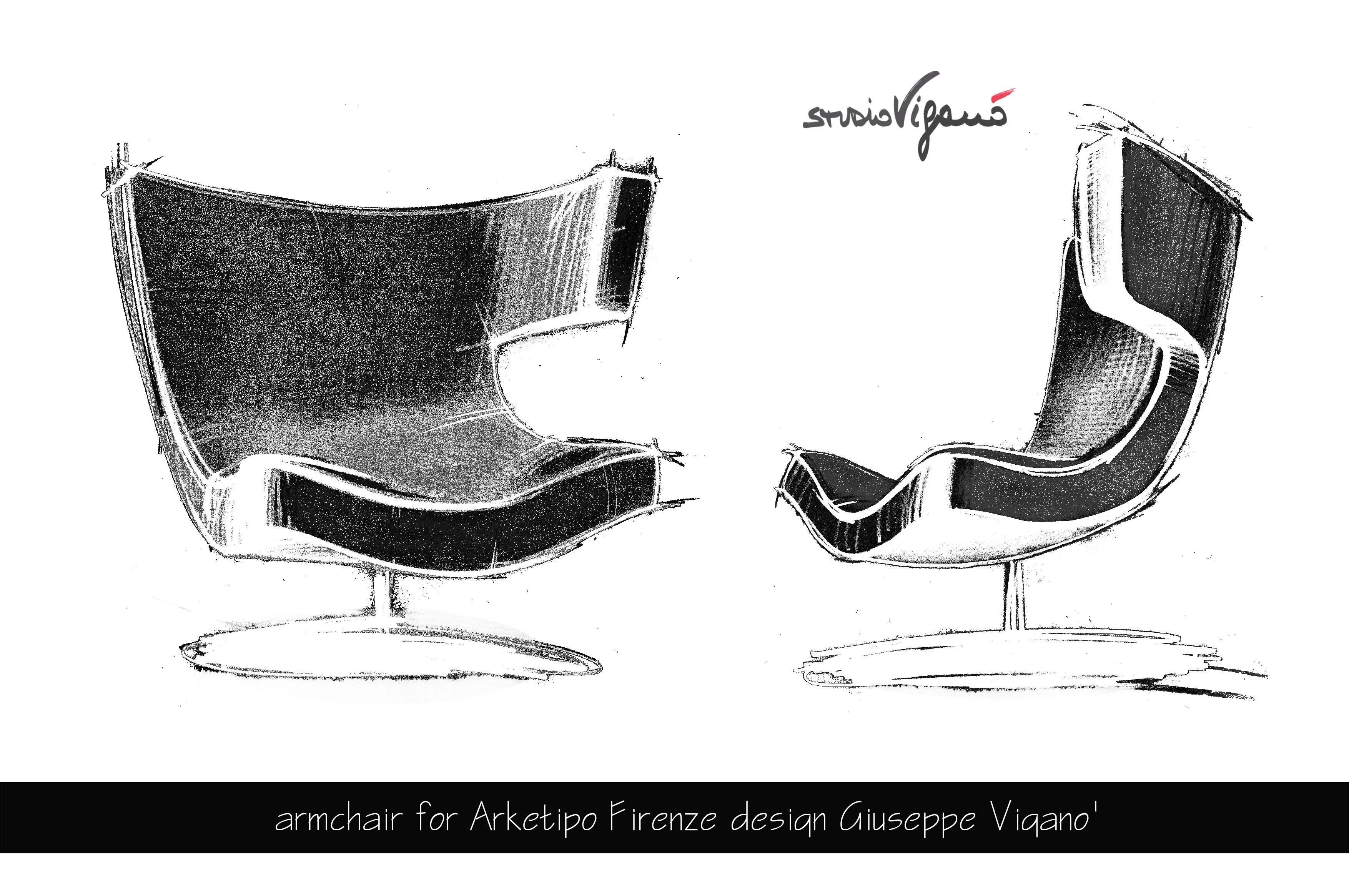Arketipo Roxy Armchair