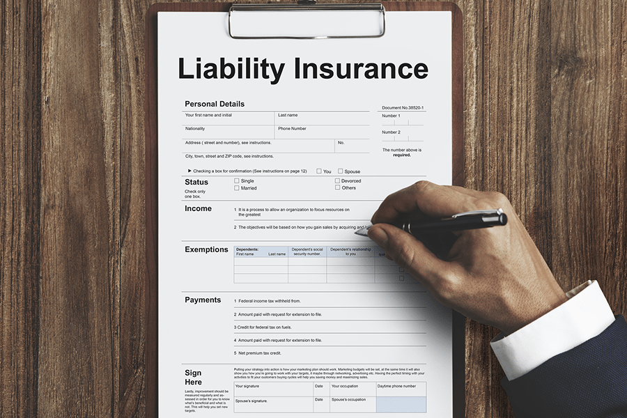 Certificate Of Liability Insurance Coi How To Request Sample