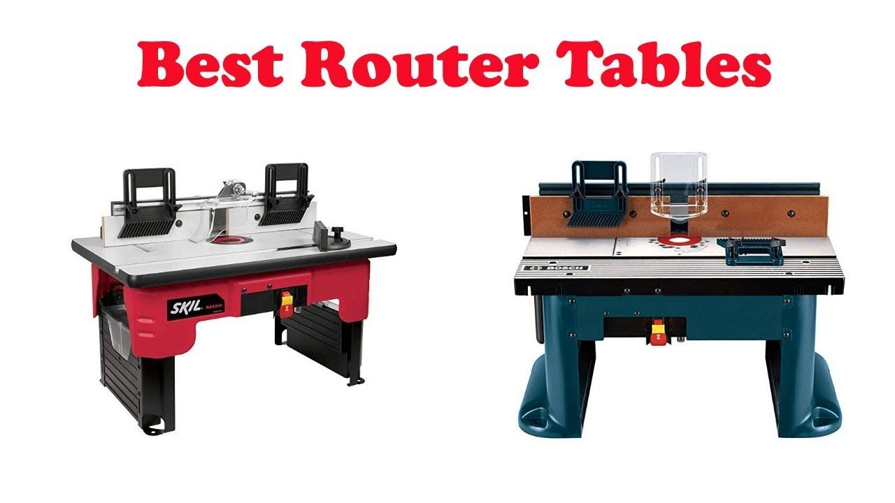 5 best router tables in 2019 with images best router