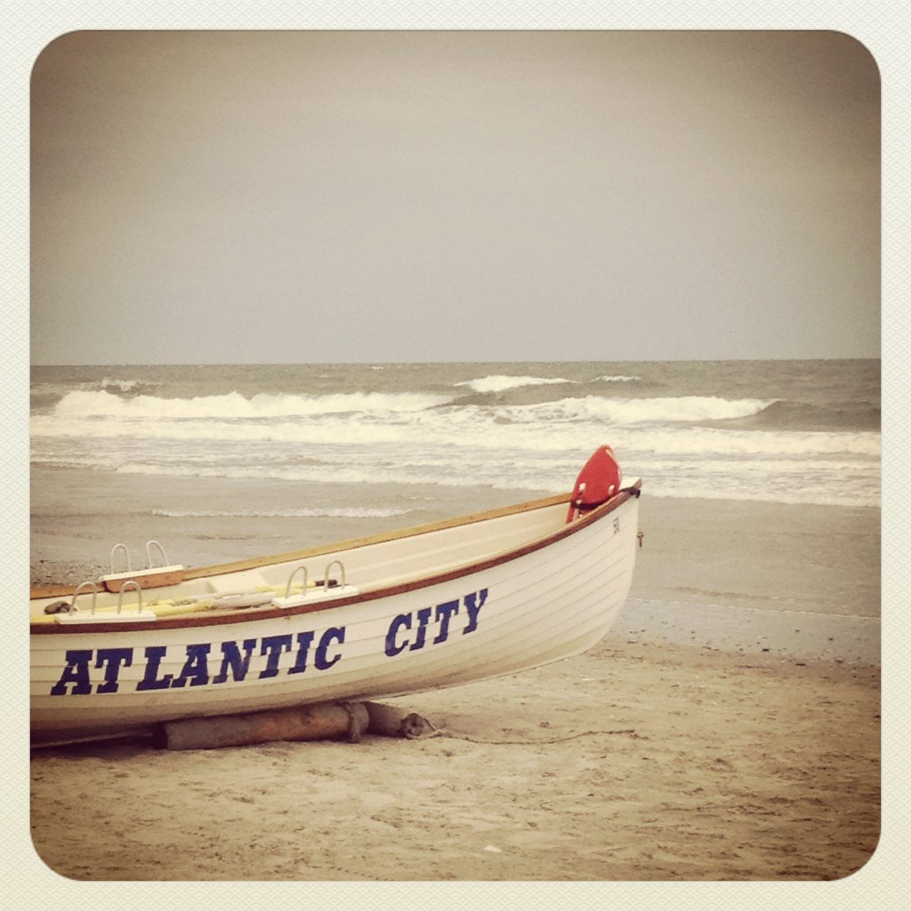 Atlantic City NJ, lived and worked in A.C. one summer.....