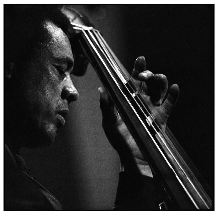 Charles Mingus, Wednesday 17th April,1964 - Photo Guy Le Querrec