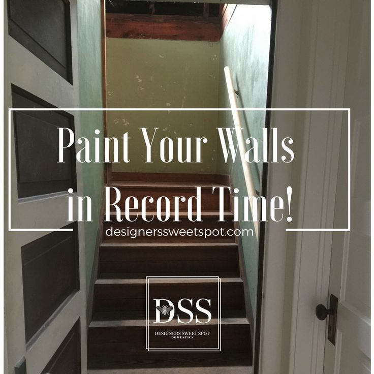how to spray paint your walls in record time tips and tricks1