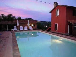 Villa+con+piscina+Todi+++Case vacanze in Umbria da