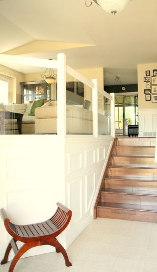 Addition To Bilevel Split Level: The Prettiest Houses Are Split Levels. This Idea For The