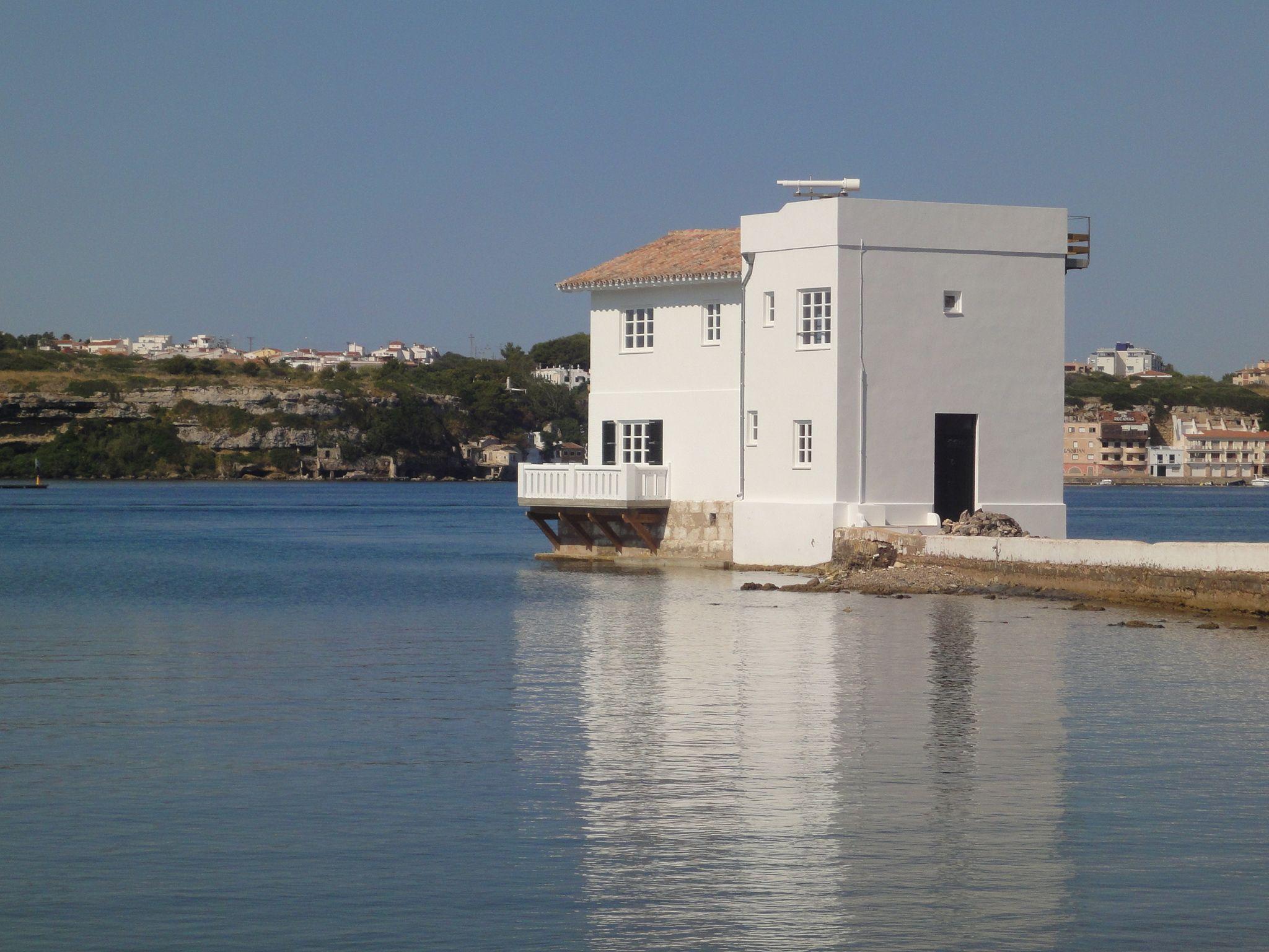 Rehabilitación Casa Venecia En Menorca Construccion Sector De La Construcción Menorca