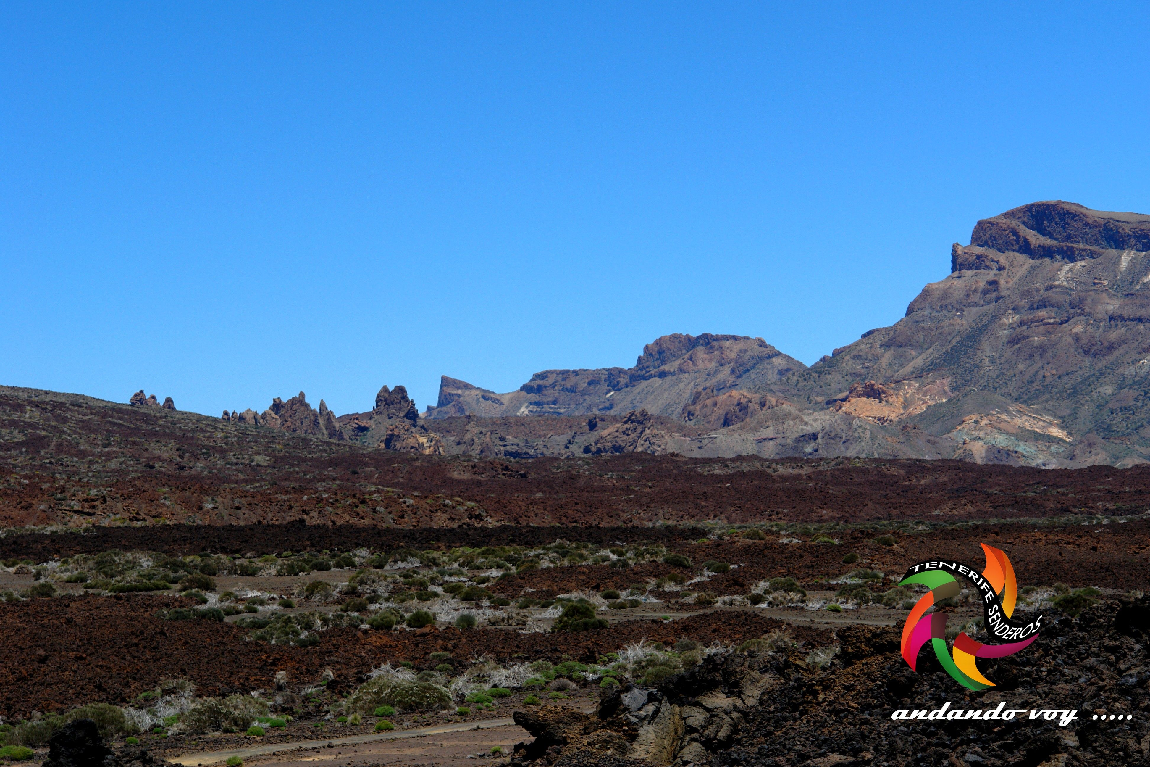 Circo de Las Cañadas #teide #tenerife #landscape #paisajes #hiking #hike #outdoors #senderismo