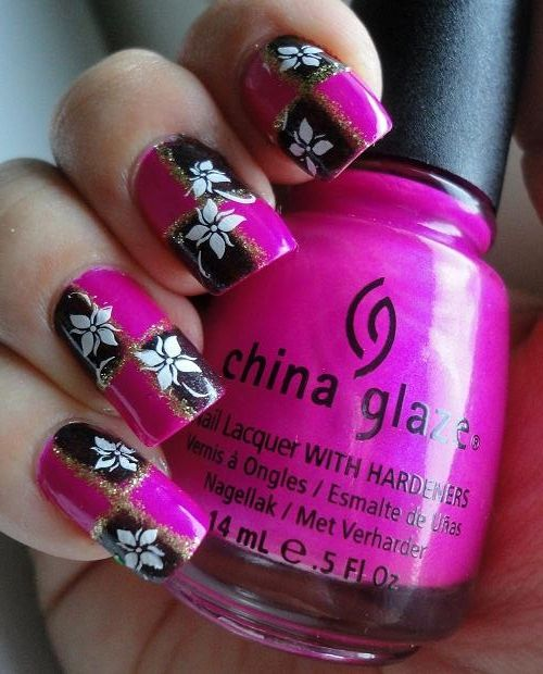 I love bright pink. Can't buy China Glaze in the UK though, I'll have to check out Ebay or Amazon