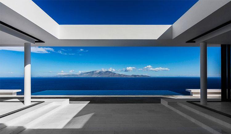 把「開天窗」變成一件幸福的事 打造海天相連的度假型住宅 - La Vie行動家 設計改變世界