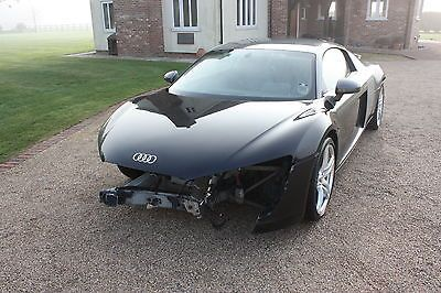 Audi r8 unrecorded damaged salvage - with v5 - only parts included Car Parts Uk Audi on mazda cars uk, skoda cars uk, honda cars uk, bmw cars uk, nissan cars uk, tesla cars uk, jaguar cars uk, mg cars uk, bristol cars uk, eagle cars uk, seat cars uk, morgan cars uk, dacia cars uk, ford cars uk, peugeot cars uk, renault cars uk, caterham cars uk, mclaren cars uk, dodge cars uk, citroen cars uk,
