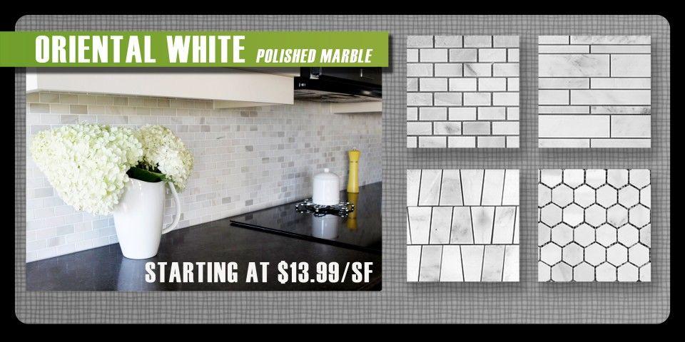 New Arrivals For Tile Stone Hardwood Vinyl Laminate Carpet And New Designs White Marble Backsplash Hardwood Stone Backsplash