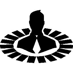 usuario simbolo de analisis de datos free icon simbolos iconos icono gratis simbolos iconos icono gratis
