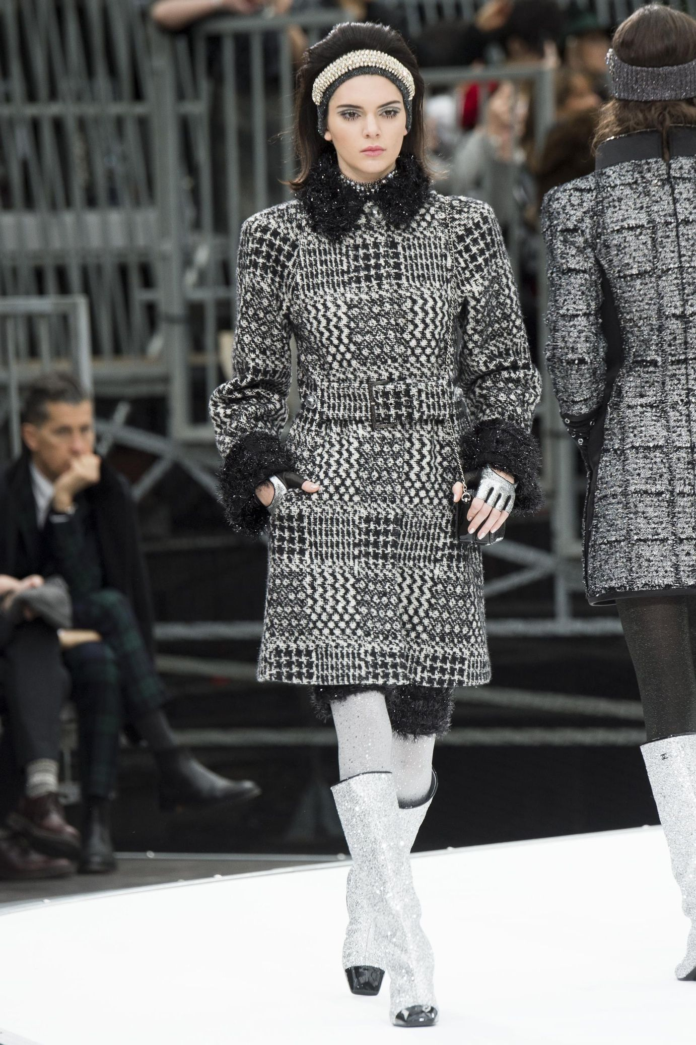 Défilés Manteaux Chanel fall 2017, Fashion et Chanel