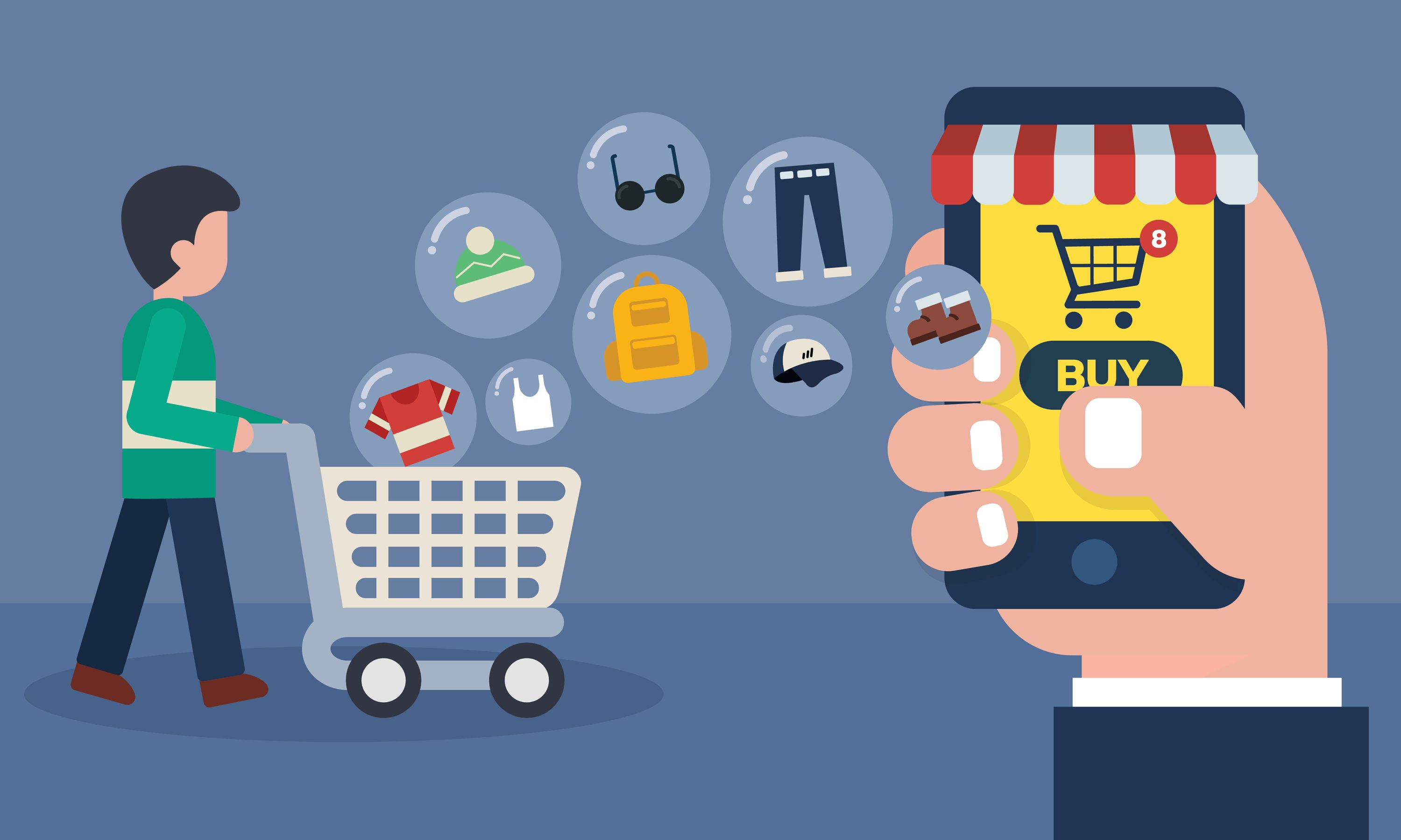 The future of payments E commerce