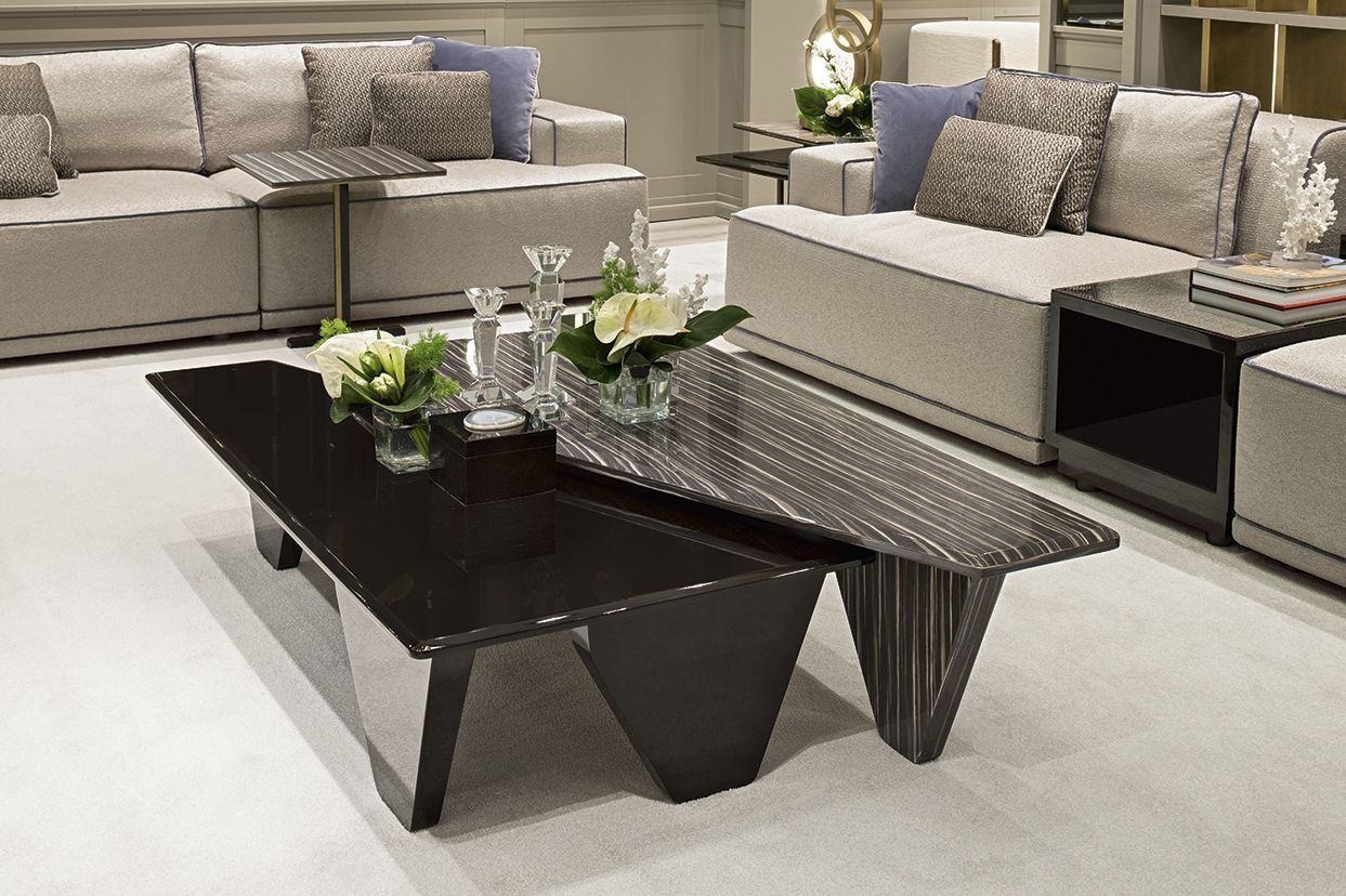 Amusing White Room Coffee Table Furniture Living Room Modern [ 828 x 1243 Pixel ]