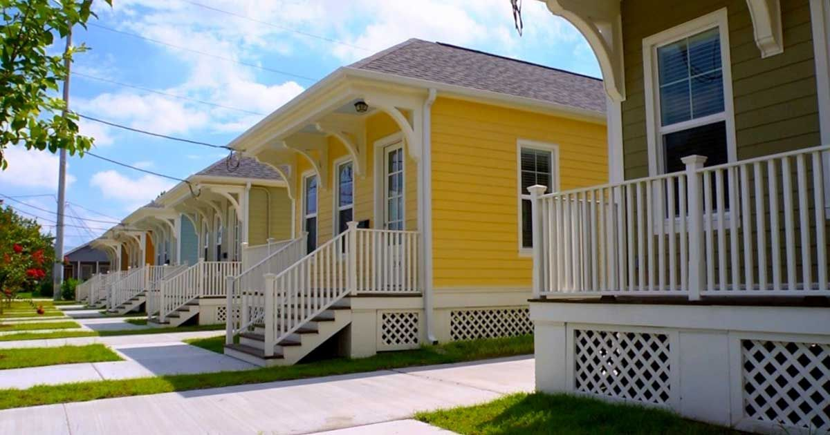 New Orleans Considers Creating A Tiny House Village To