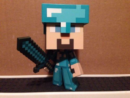 "Minecraft 6"" Figure https://t.co/YeQhJTHvOU https://t.co/zXv1r5jIOb"
