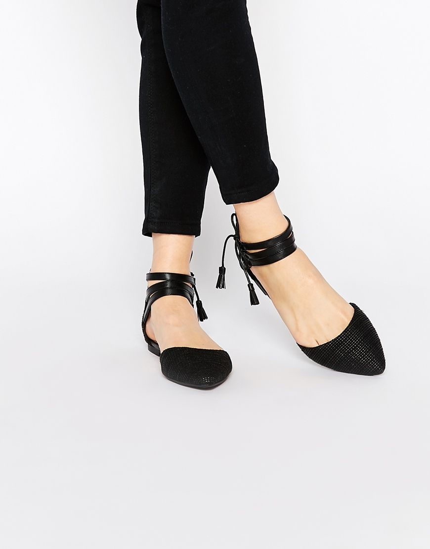 Zapatos negros formales New Look para mujer EEG8wcz