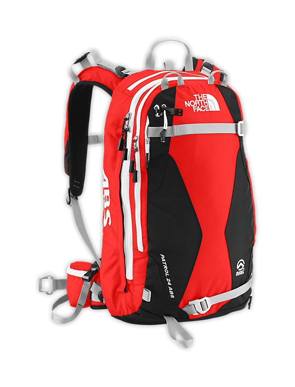 f4032857434 The North Face Equipment Technical Packs PATROL 24 ABS   Pushing ...