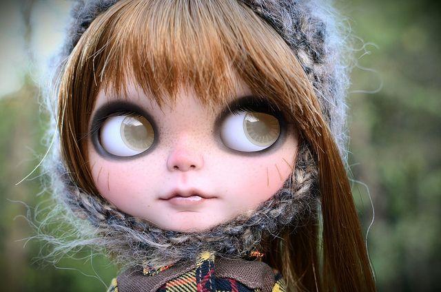Raccoon girl | Flickr - Photo Sharing!