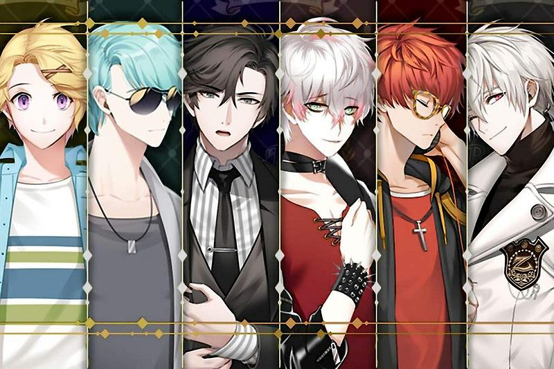 Mystic Messenger Characters by FruitKick Jeux, Jeux video