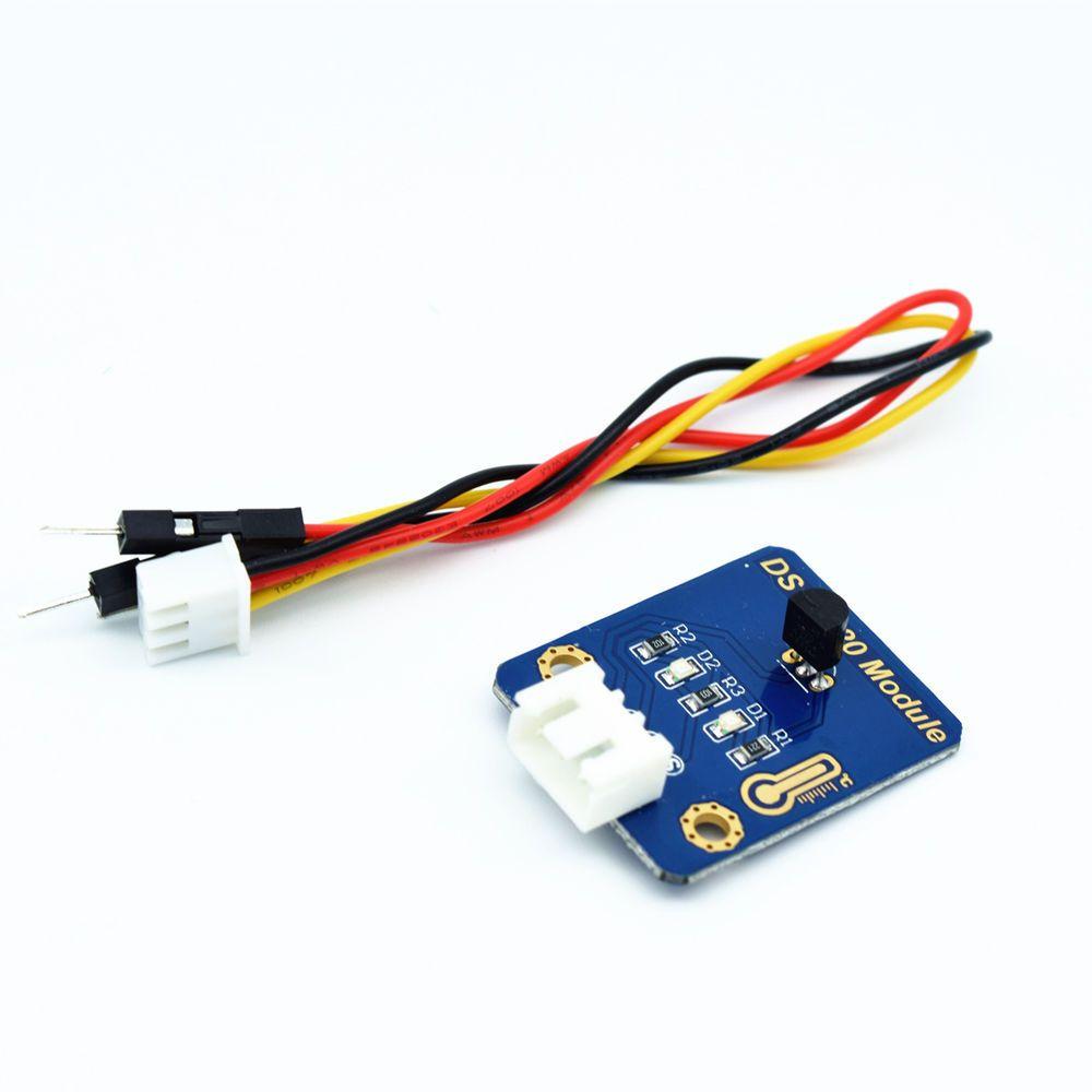 Adeept Ds18b20 Digital Temperature Sensor Module For Arduino Raspberry Pi Avr