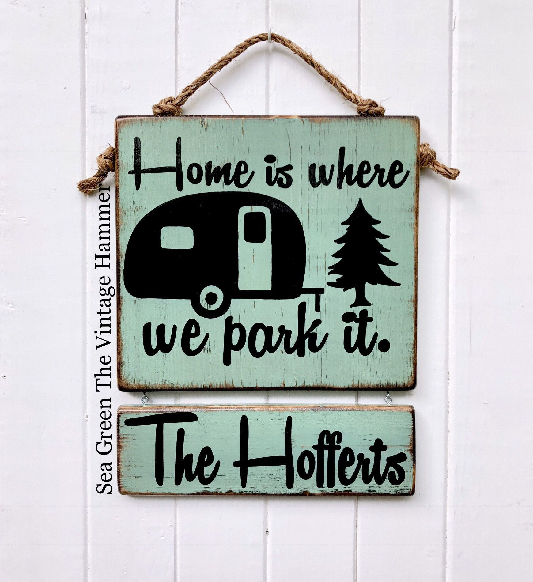 Camper Sign Rv Sign Wood Sign Sayings Customizable Camping Etsy Wood Signs Sayings Wood Signs Camper Signs