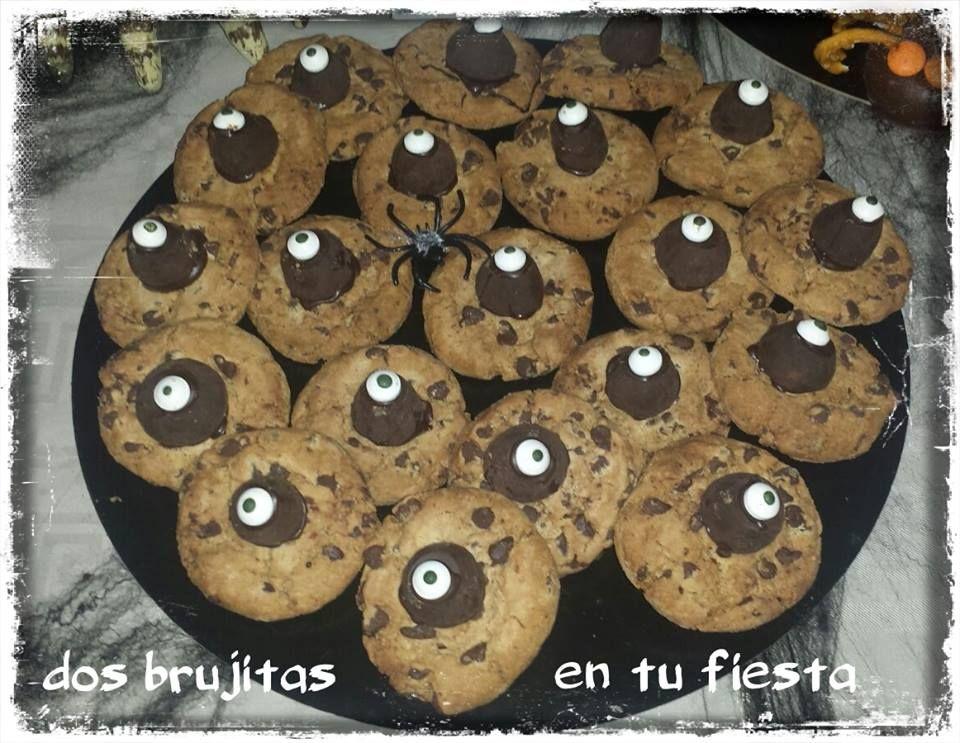 Ojos dulces  Fiesta halloween Fiesta temática Mesa salada Candy