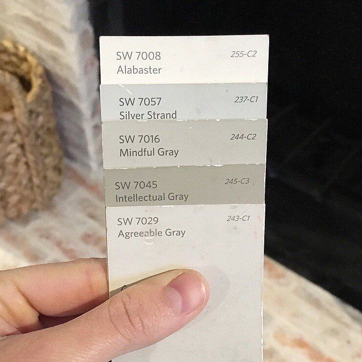The Perfect Gray Paint Colors For Home House Painting Mindful Gray