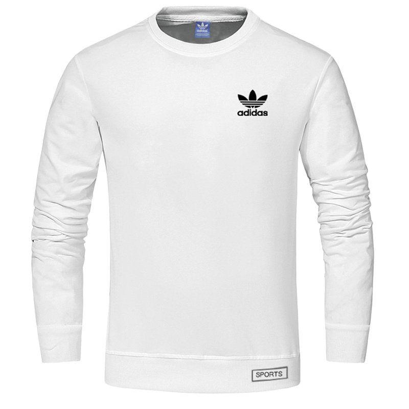 2018 Factory Authentic adidas Originals Mens Tight Sweater L