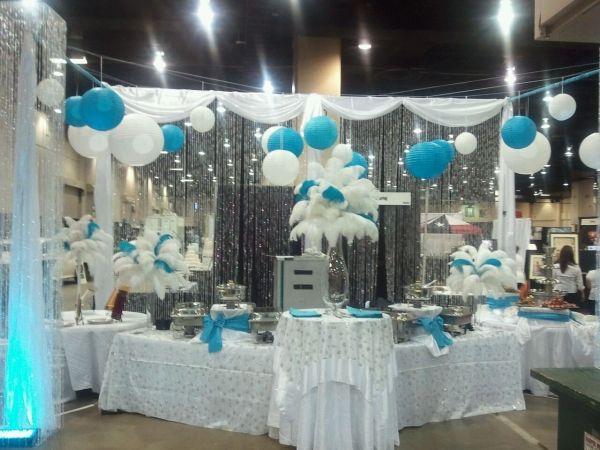 Quinceanera Hall Decorations Blue Wwwpixsharkcom