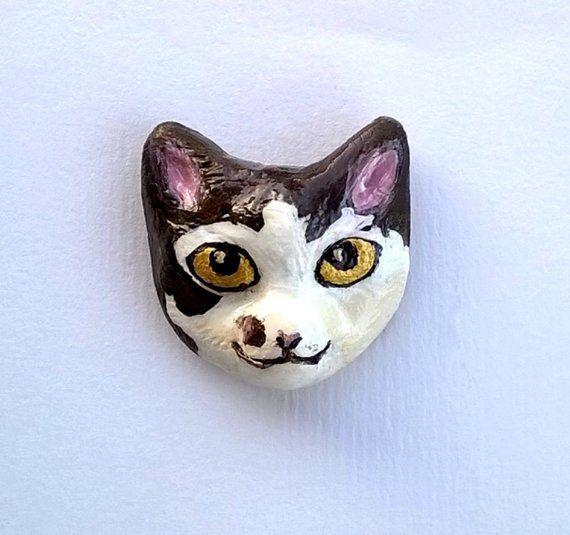 MAGNETE//frigorifero magnete//gatto