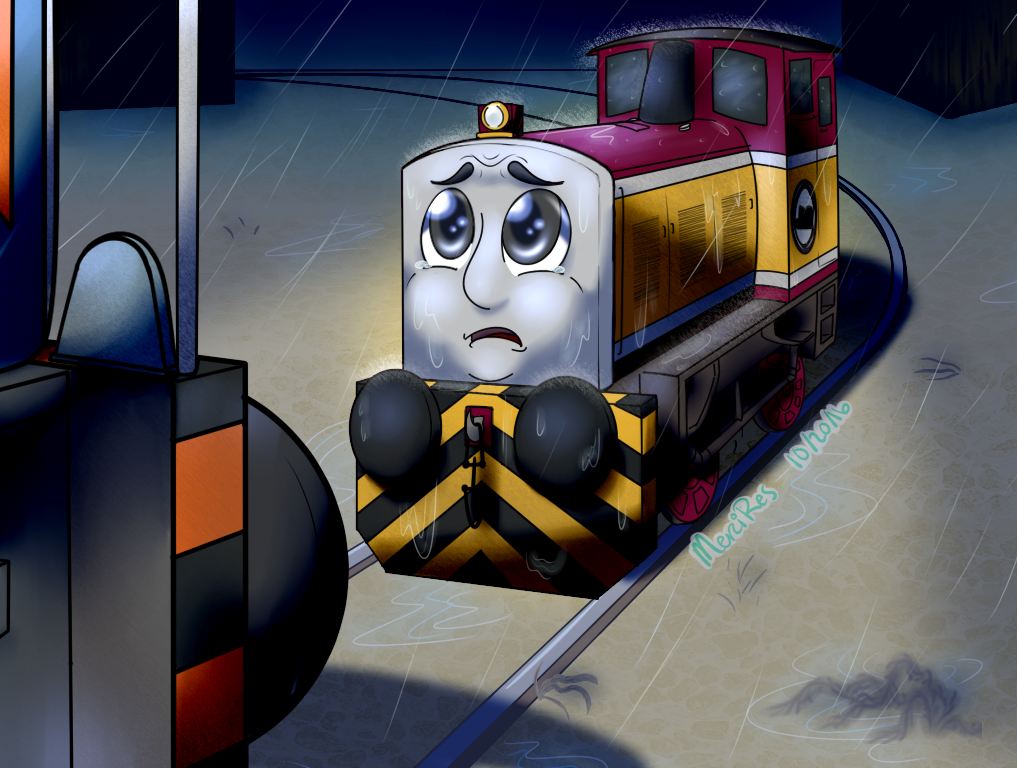 My Sweet Sentinel Ch 5 Illus Commission By Https Www Deviantart Com Merciresolution On De Thomas The Tank Engine Thomas And Friends Thomas The Tank