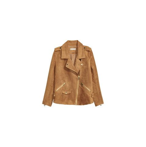 6 Chic Jackets for Fall   Lightweight layers in autumnal colors are perfect for the season'sfickle weather.