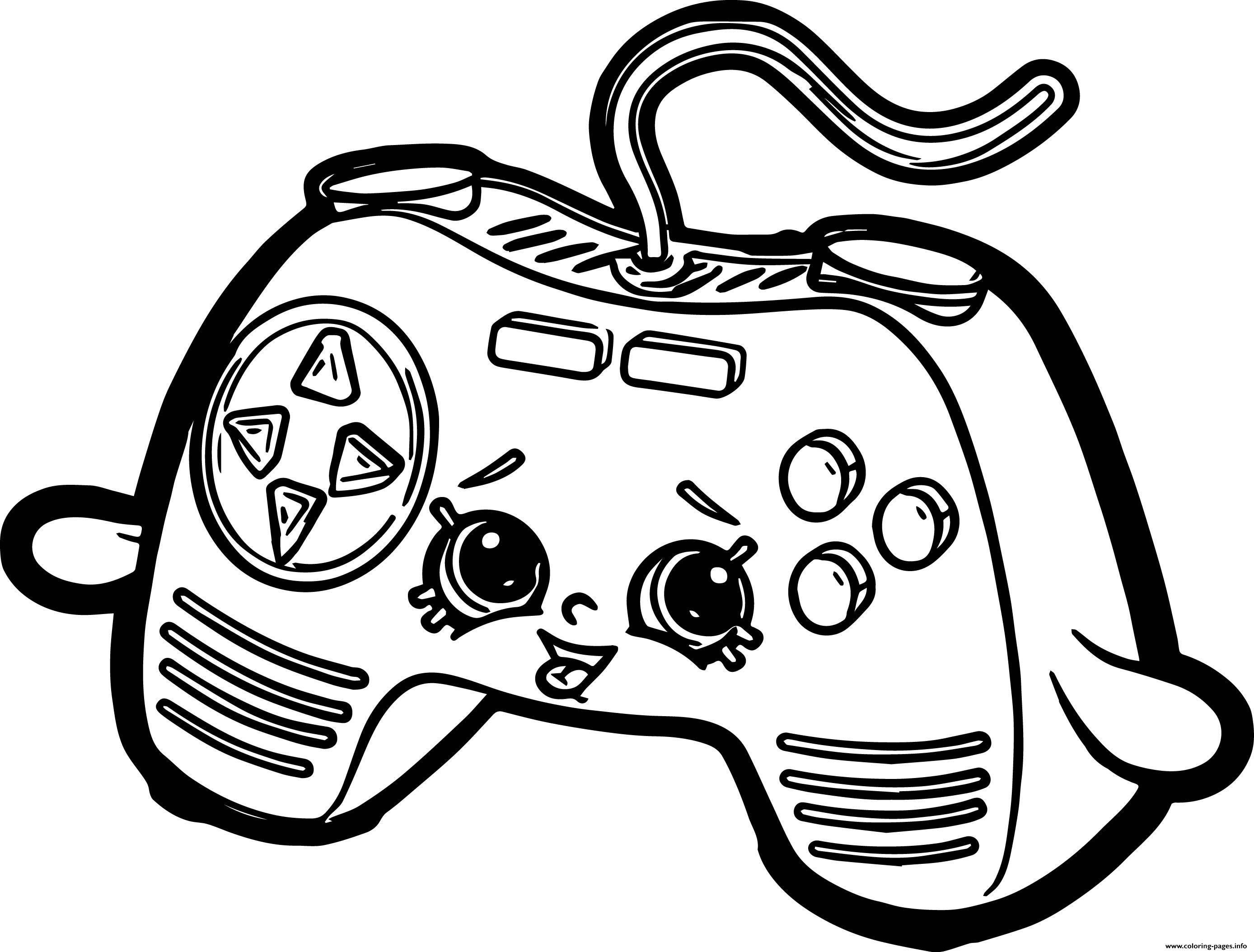 16 Coloring Page Xbox Shopkin Coloring Pages Shopkins Colouring Pages Cute Coloring Pages