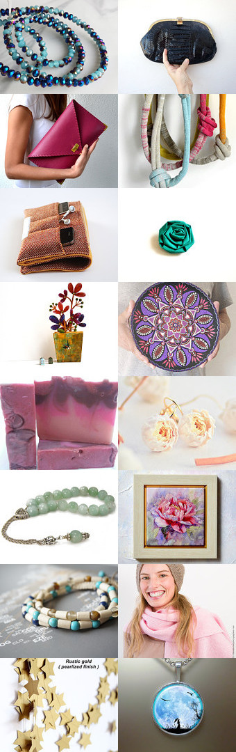 Gift for her by Noémi Imola Barta on Etsy--Pinned with TreasuryPin.com