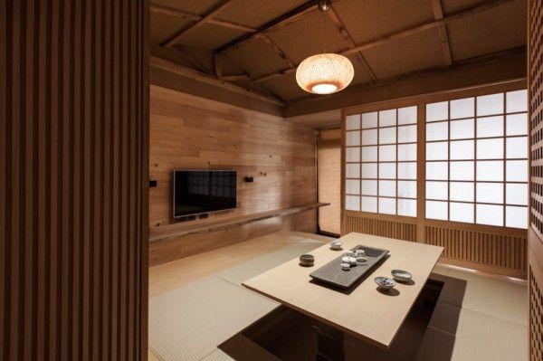 Modern Japanese House Furniture Sets Design Japanese House