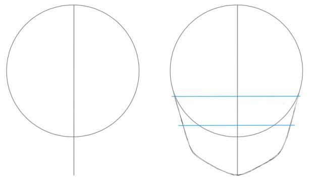 Como Dibujar A Una Mujer Anime Cuerpo Y Rostro Paso A Paso Pasos Para Dibujar Rostros Como Aprender A Dibujar Como Dibujar