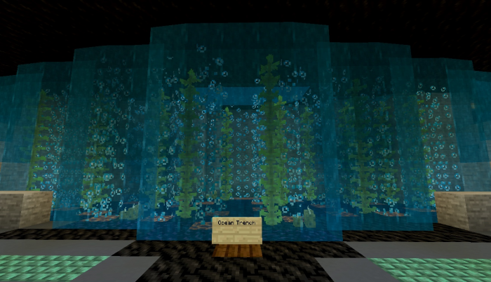Prismarina Aquarium Minecraft Pe Maps Aquarium Tropical Fish